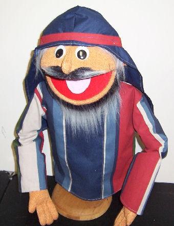 Popular Regular Old Man Biblical Puppet