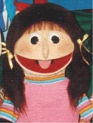 Charlene XL Puppet