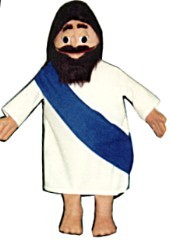Full Bodied Jesus Puppet