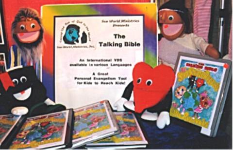 The Puppet Bible International VBS Kit