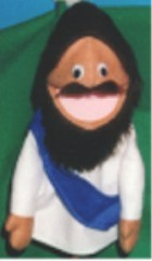 Little Jesus Puppet