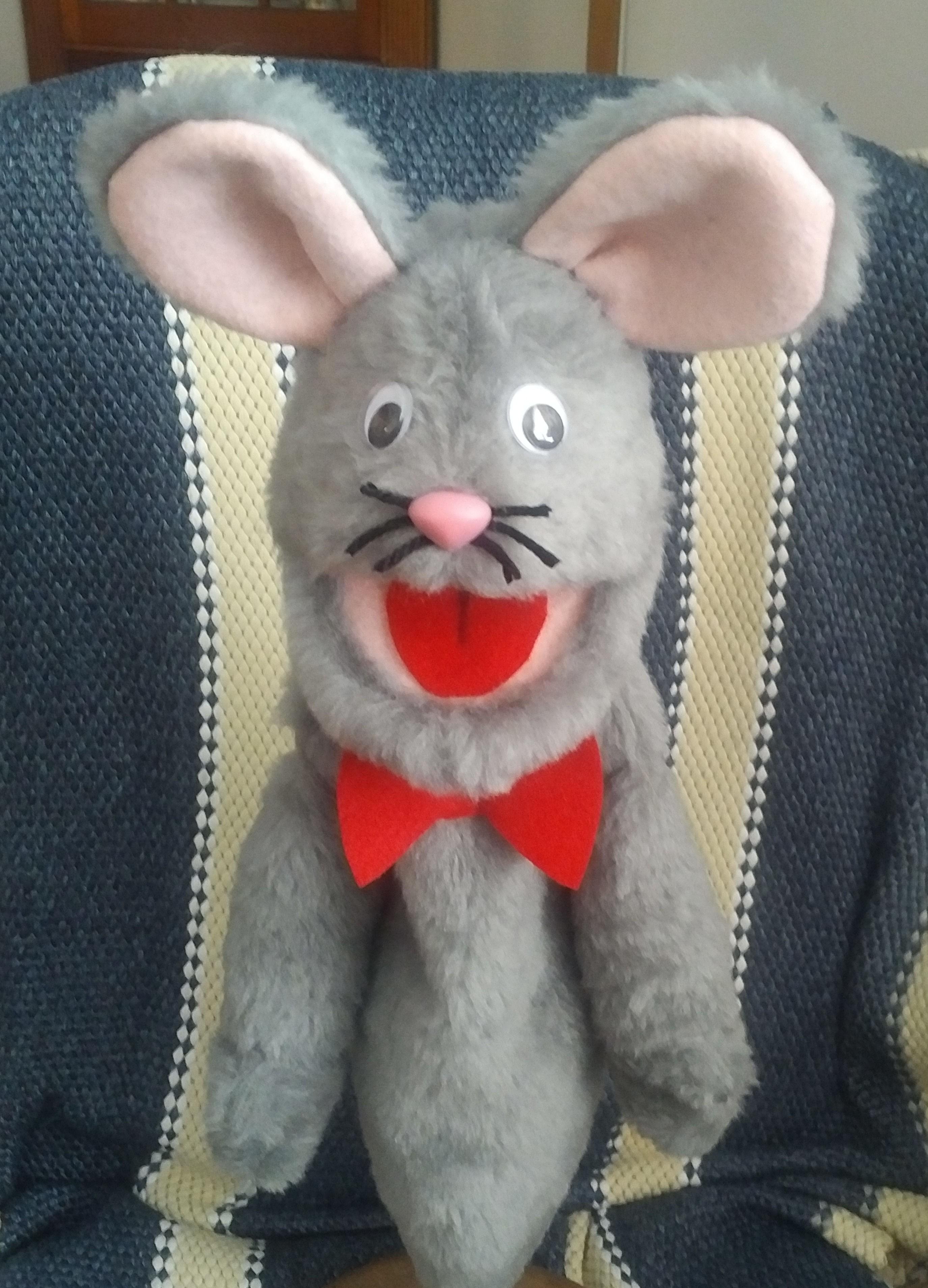 LP Gray Mouse