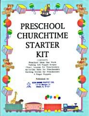 Preschool Churchtime Starter Kit
