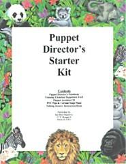 Puppet Director's Starter Kit