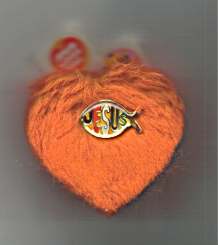A Soft Heart Pocket Pendant