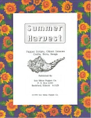 Summer Harvest Idea Book
