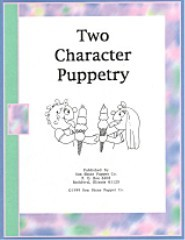 Two Character Puppetry
