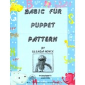 Basic Fur Puppet Pattern
