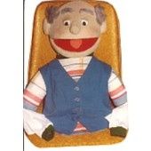Deluxe Extra Large Human Arm People Puppets