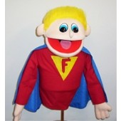 Super Faith Hero Puppet