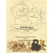 Talking Teddy Puppet Pattern