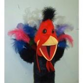 Two-Piece Turkey Puppet