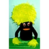 Baby Fur Tree Puppet