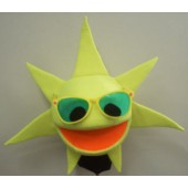 Blacklight Sun Puppet
