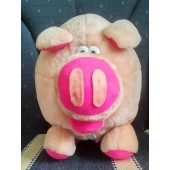 plush pig puppet