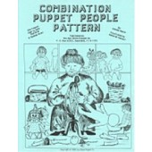 Combination People Puppet Pattern