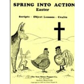 Spring Into Action-Easter Vol I & Vol II