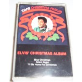 Elvis Christmas Album cassette