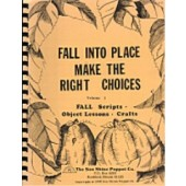 Fall Into Place-Make the Right Choices Vol 1 & 2
