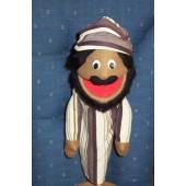 Haman lp puppet