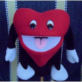 Little Heart Puppet