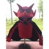Jasons PR Devil Puppet