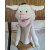 lamb sheep puppet used
