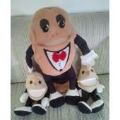 papa potato & 2 tater tot puppets