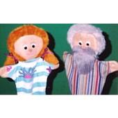 Preschool Bibletime Puppets