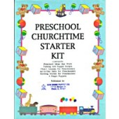 Preschool Churchtime Starter Kit