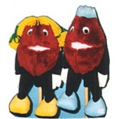 Raisin Kids Puppets