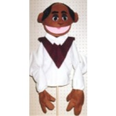 Reverend Leroy Human Arm Puppet