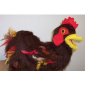 Rooster Puppet