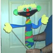 Squeegie Puppet Pattern