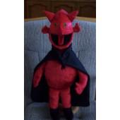 TA Devil Plush