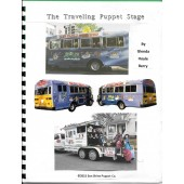 Traveling Puppet Stage Book