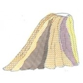 Puppet Stage Curtain Fabric