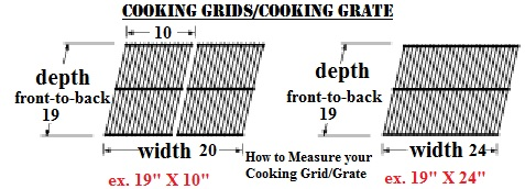 Cooking Grids & Grates