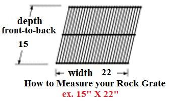 Rock Grates