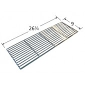 "26-3/4"" X 9"" Chrome Coated Steel Wire Warming Rack"