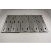 "16-7/8"" x 5"" Stainless Steel Heat Plate 5 pack"