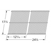 17-3/4 X 24-5/8 Stainless Steel Cook Grid