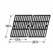 "18-1/4"" x 26-1/4"" Char-broil Matte CI Cook Grid"