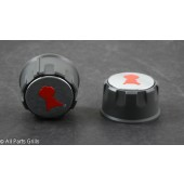 Weber Spirit Set Of 2 Control Knobs