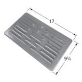 """17"""" X 9-3/4"""" Rolled Steel Heat Plate"""