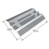 "15-7/16"" X 10-5/8"" Stainless Steel Heat Plate"