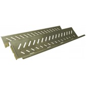 "14-1/8"" X 7-1/16"" Stainless Steel Heat Plate"