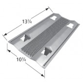 "13-3/4"" X 10-3/4"" Stainless Steel Heat Plate"