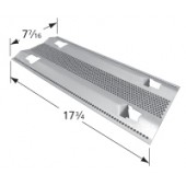 """17-3/4"""" X 7-7/16"""" Stainless Steel Heat Plate"""