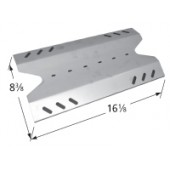 "16-1/8 X 8-1/4"" Stainless Steel Heat Plate"